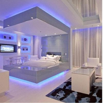 MeetMe | Kas XOXO's Photo: My dream bedroom and the the bed